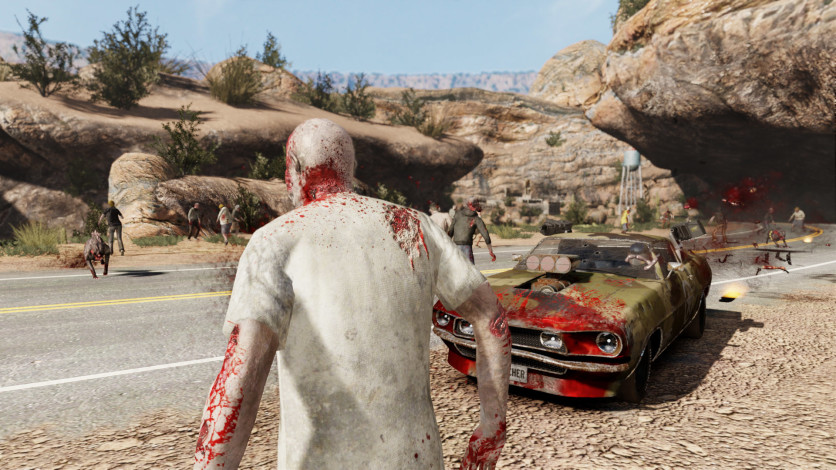 Screenshot 12 - Gas Guzzlers Extreme: Full Metal Zombie