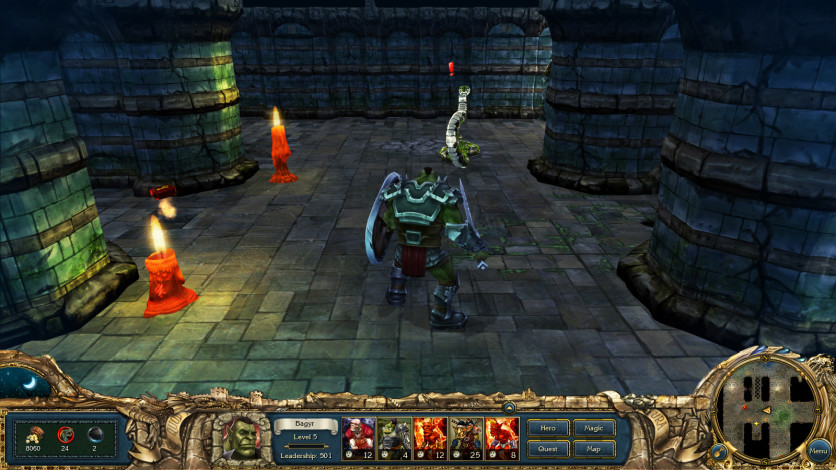 Screenshot 2 - King's Bounty: Dark Side Premium Edition Upgrade