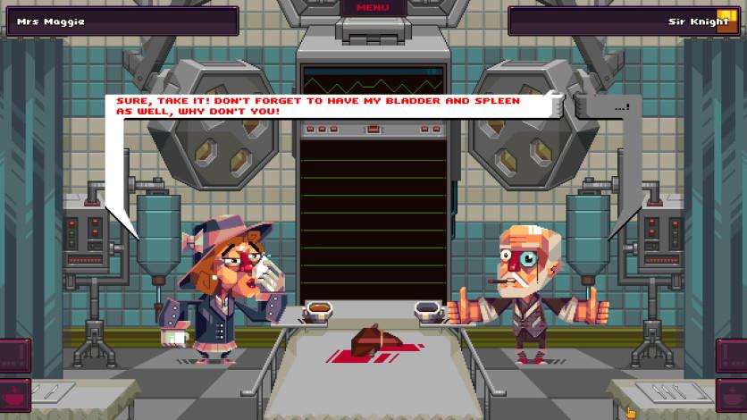 Screenshot 13 - Oh...Sir!! The Insult Simulator