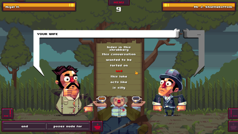 Screenshot 7 - Oh...Sir!! The Insult Simulator