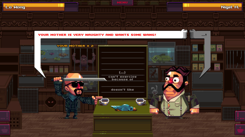 Screenshot 3 - Oh...Sir!! The Insult Simulator
