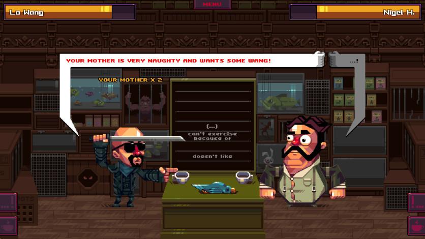 Screenshot 3 - Oh...Sir!! The Insult Simulator