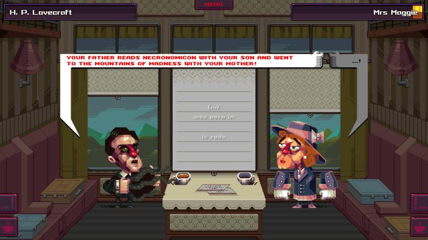 Screenshot 5 - Oh...Sir!! The Insult Simulator