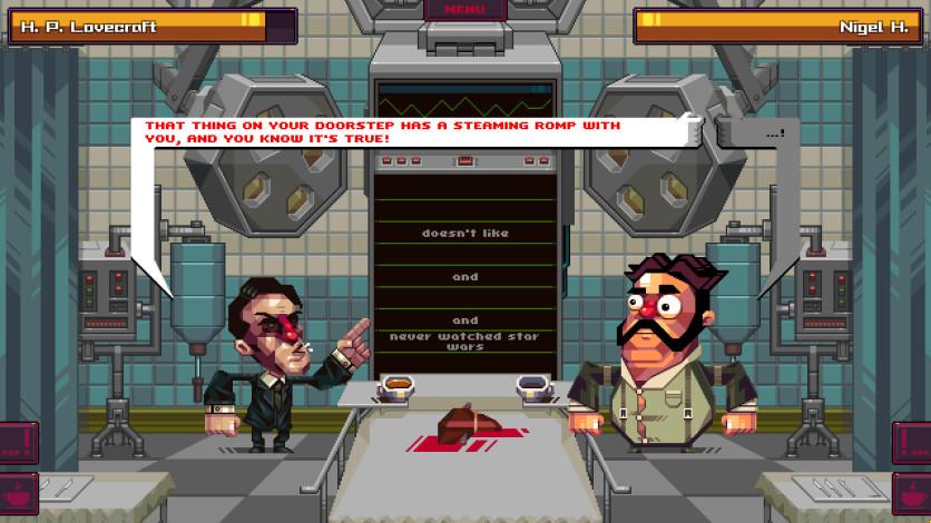 Screenshot 10 - Oh...Sir!! The Insult Simulator