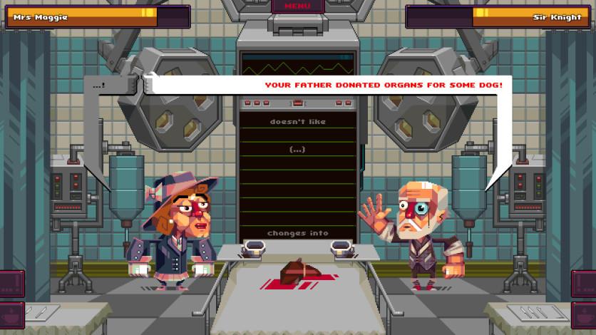 Screenshot 12 - Oh...Sir!! The Insult Simulator