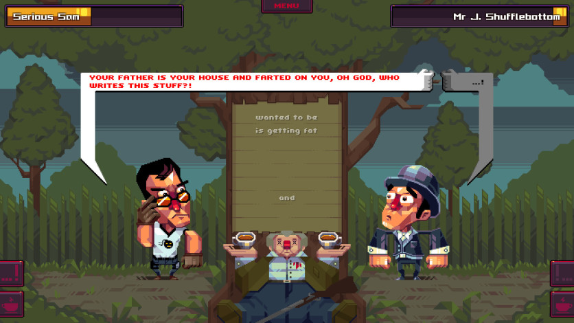 Screenshot 2 - Oh...Sir!! The Insult Simulator