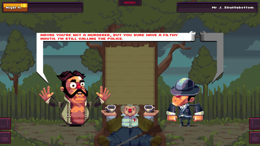 Screenshot 14 - Oh...Sir!! The Insult Simulator