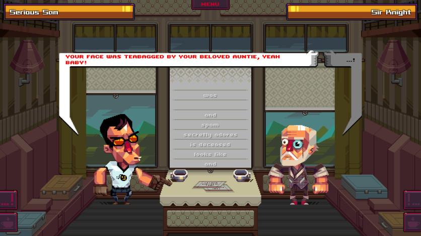 Screenshot 8 - Oh...Sir!! The Insult Simulator