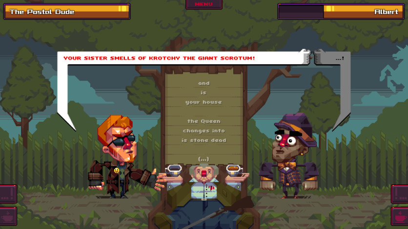 Screenshot 9 - Oh...Sir!! The Insult Simulator