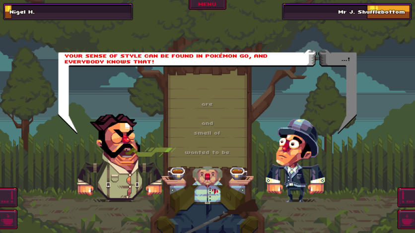 Screenshot 6 - Oh...Sir!! The Insult Simulator