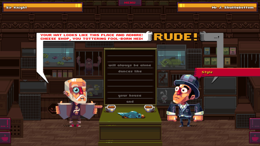 Screenshot 11 - Oh...Sir!! The Insult Simulator