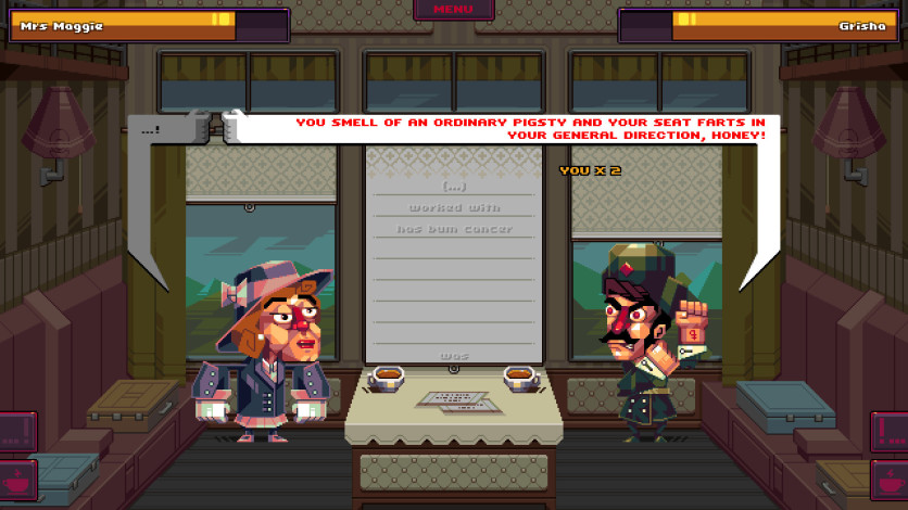 Screenshot 15 - Oh...Sir!! The Insult Simulator