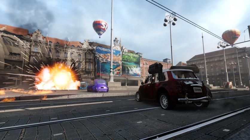 Screenshot 4 - Gas Guzzlers Extreme: Full Metal Frenzy