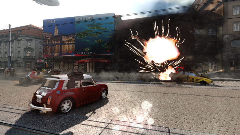 Screenshot 2 - Gas Guzzlers Extreme: Full Metal Frenzy