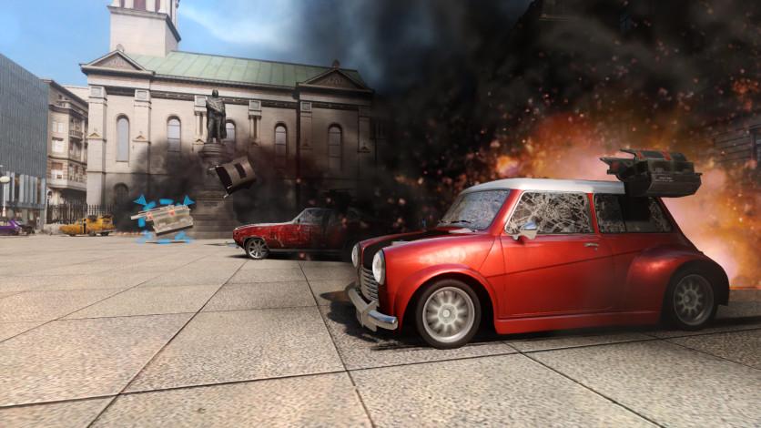 Screenshot 8 - Gas Guzzlers Extreme: Full Metal Frenzy