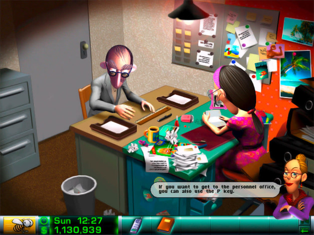 Screenshot 6 - Airline Tycoon Deluxe