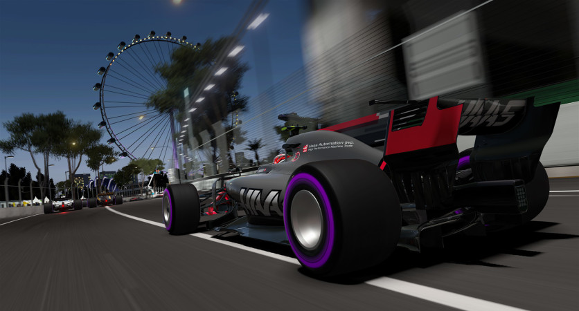 Screenshot 3 - F1 2017
