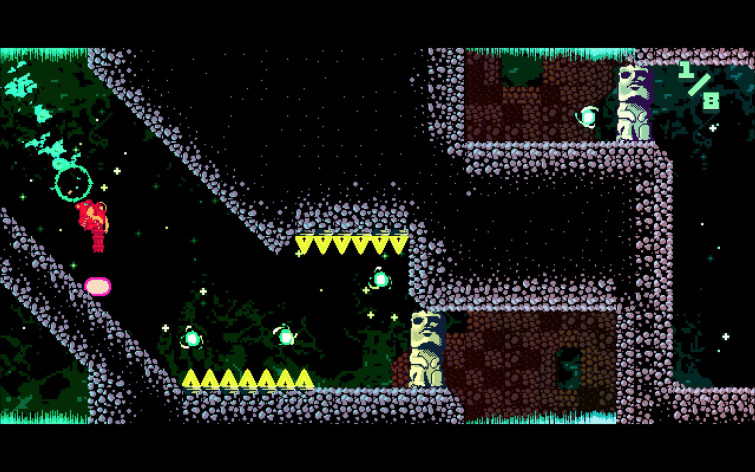 Screenshot 2 - RunGunJumpGun