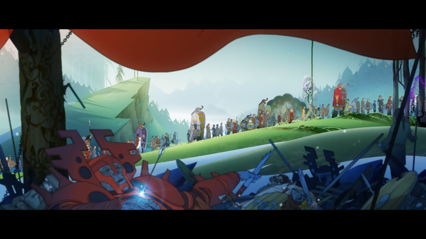 Screenshot 4 - The Banner Saga 2 Deluxe Edition