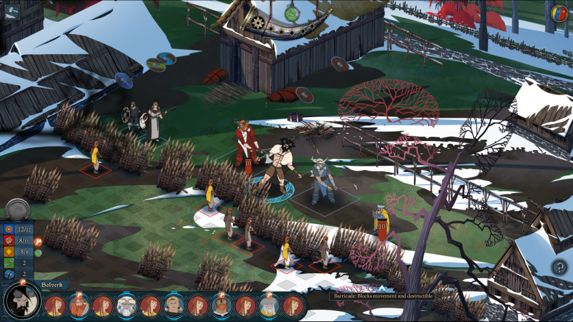 Screenshot 18 - The Banner Saga 2 Deluxe Edition