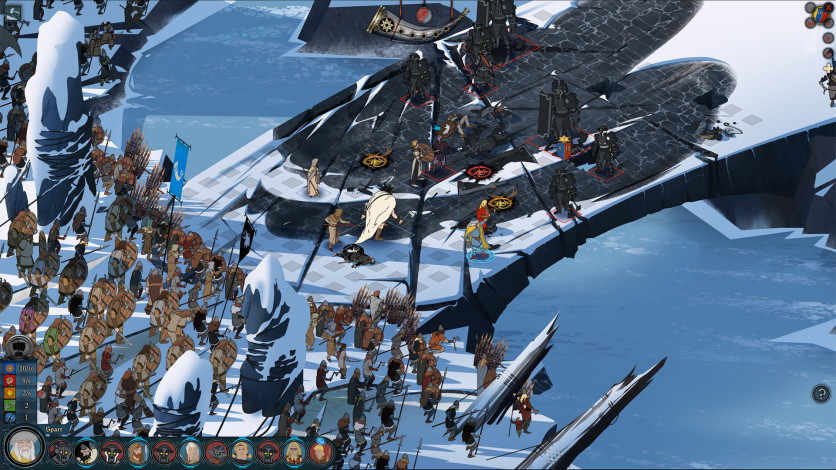 Screenshot 7 - The Banner Saga 2 Deluxe Edition