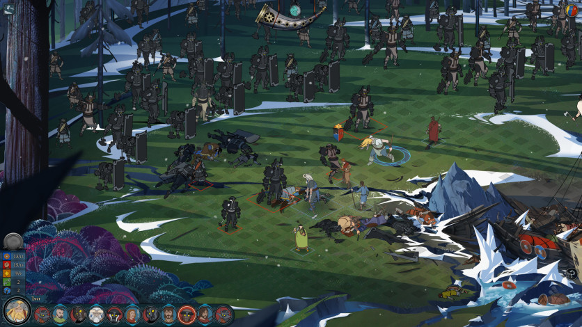 Screenshot 20 - The Banner Saga 2 Deluxe Edition