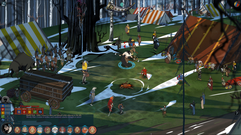 Screenshot 6 - The Banner Saga 2 Deluxe Edition