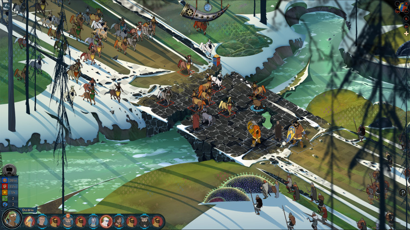 Screenshot 8 - The Banner Saga 2 Deluxe Edition