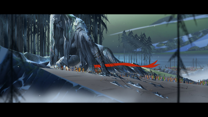 Screenshot 16 - The Banner Saga 2 Deluxe Edition
