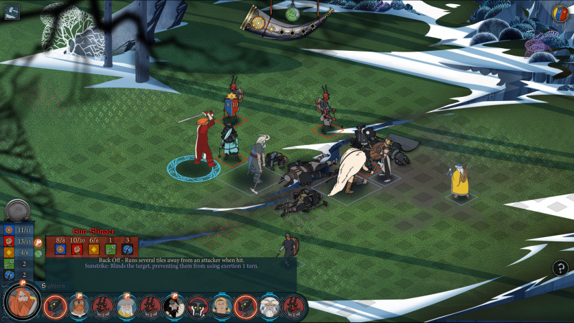 Screenshot 17 - The Banner Saga 2 Deluxe Edition