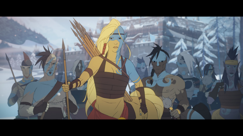 Screenshot 3 - The Banner Saga 2 Deluxe Edition