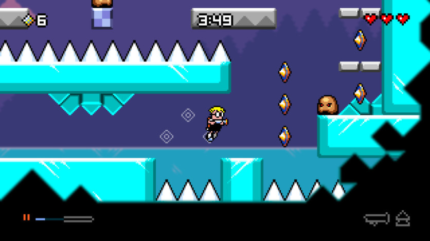 Screenshot 10 - Mutant Mudds Deluxe