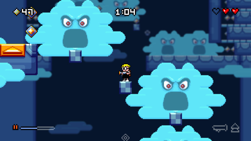 Screenshot 12 - Mutant Mudds Deluxe