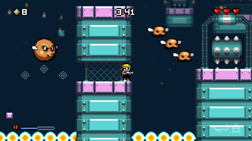 Screenshot 9 - Mutant Mudds Deluxe