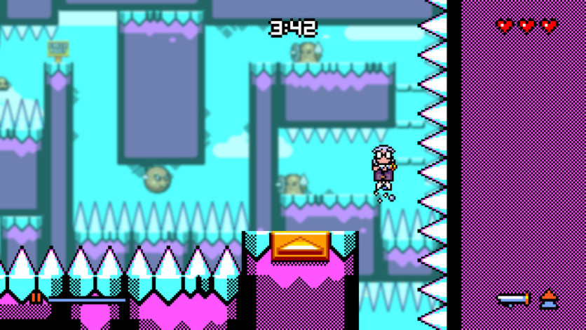 Screenshot 13 - Mutant Mudds Deluxe