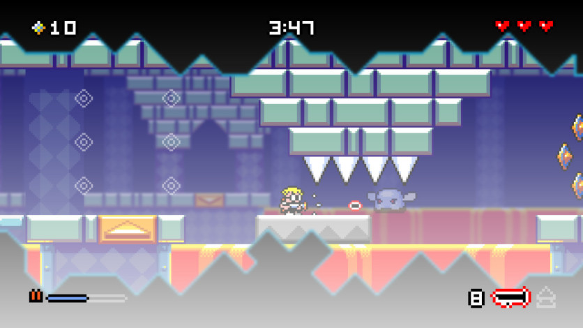 Screenshot 14 - Mutant Mudds Deluxe