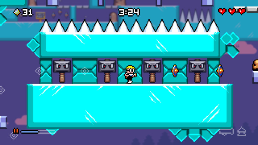 Screenshot 5 - Mutant Mudds Deluxe