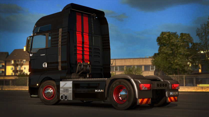 Screenshot 4 - Euro Truck Simulator 2 - Wheel Tuning Pack