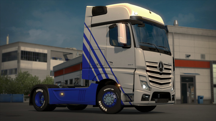 Screenshot 5 - Euro Truck Simulator 2 - Wheel Tuning Pack