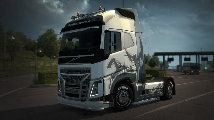 Screenshot 3 - Euro Truck Simulator 2 - Wheel Tuning Pack