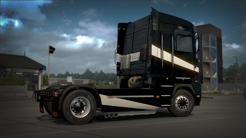 Screenshot 2 - Euro Truck Simulator 2 - Wheel Tuning Pack