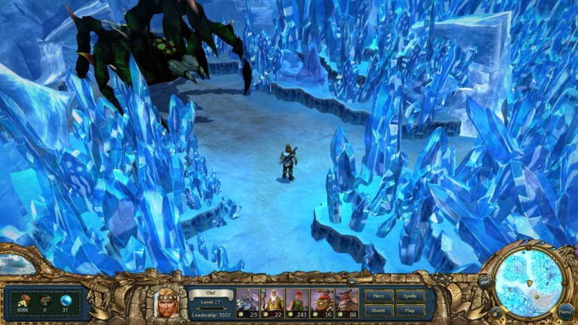 Screenshot 3 - King's Bounty: Warriors of the North Valhalla Edition Upgrade