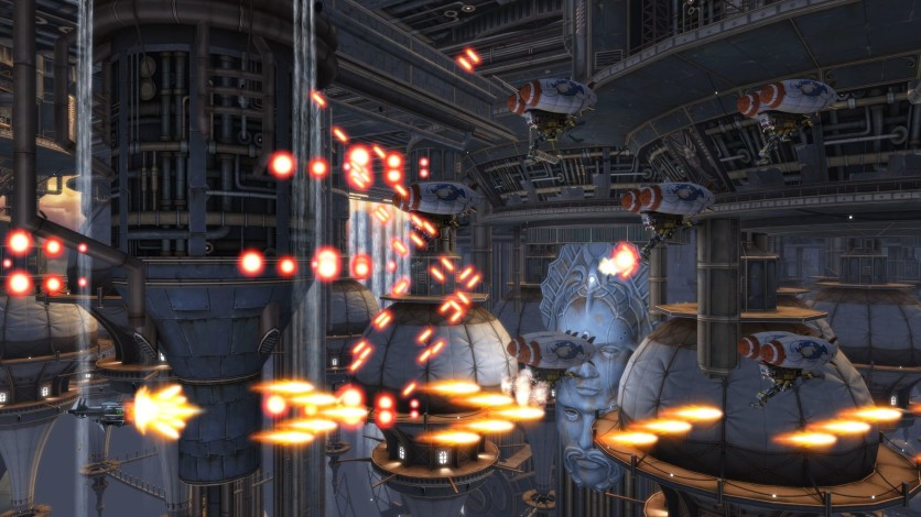 Screenshot 7 - Sine Mora EX