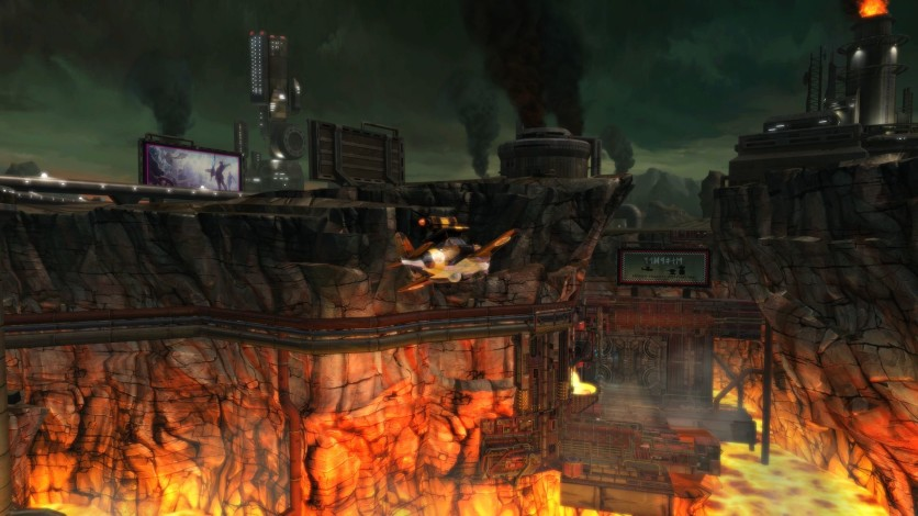 Screenshot 8 - Sine Mora EX