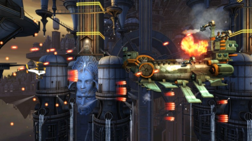 Screenshot 15 - Sine Mora EX