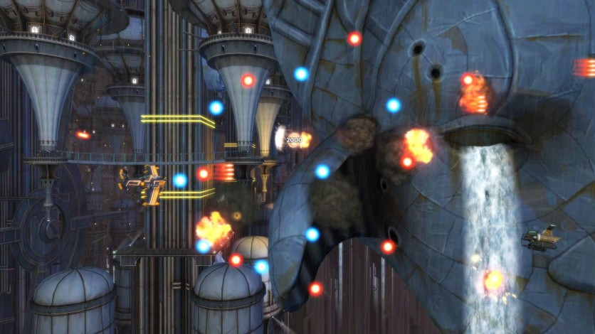 Screenshot 17 - Sine Mora EX