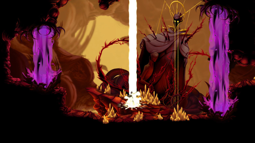 Screenshot 4 - Sundered - Soundtrack