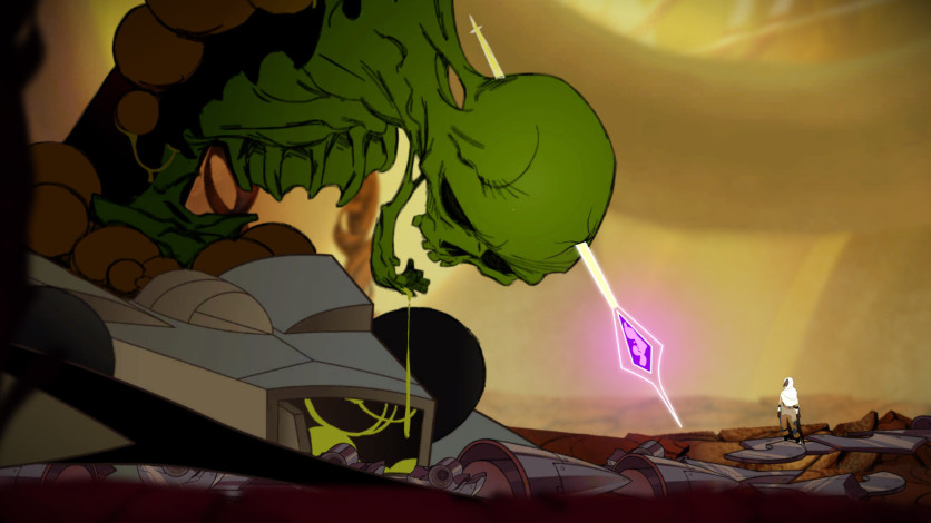 Screenshot 9 - Sundered - Soundtrack