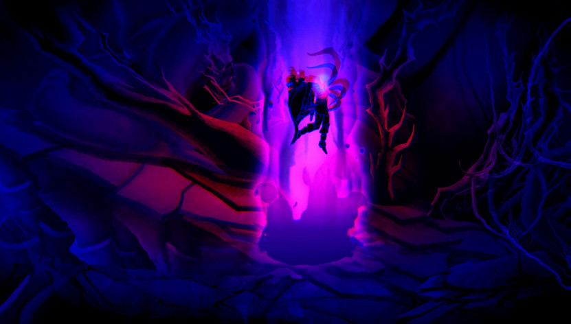 Screenshot 6 - Sundered - Soundtrack