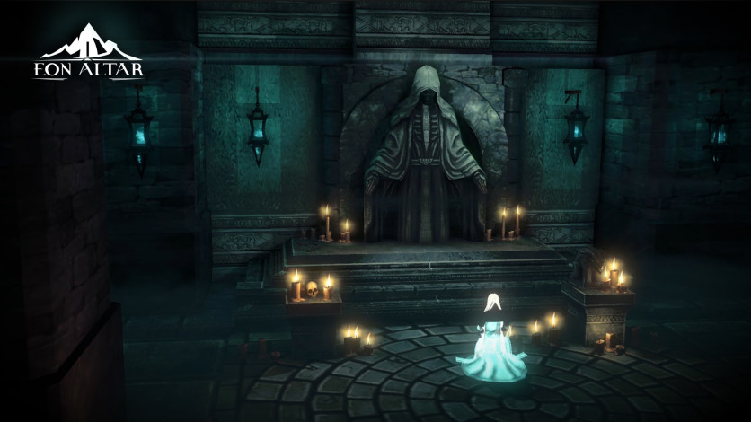 Screenshot 4 - Eon Altar: Episode 2 - Whispers in the Catacombs